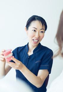 妊婦歯科検診のイメージ